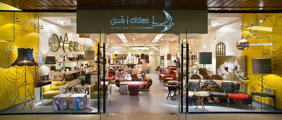 After successfully building a solid reputation in its first location as a recognized art and design destination cities opened a second location in dubai